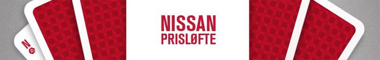 Nissan Prisløfte